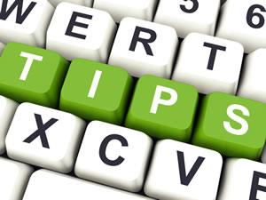 Usage Tips