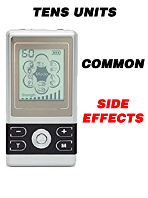 Common Side Effects of TENS Units