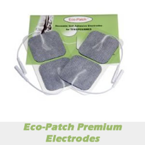 Eco-Patch Premium Electrode Pads