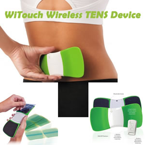 WiTouch Wireless TENS Device