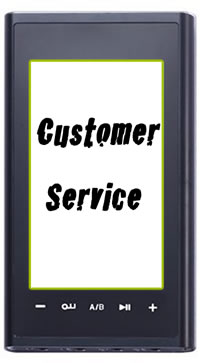 TENS Unit - Customer Service